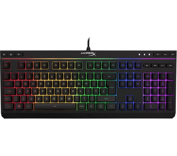 Image of HYPERX Alloy Core RGB Gaming Keyboard