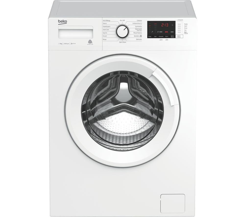 BEKO WTB941R4W 9 kg 1400 Spin Washing Machine - White
