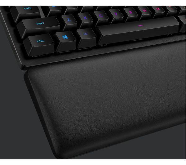LOGITECH G513 GT Mechanical Gaming Keyboard & G502 Hero Optical Gaming  Mouse Bundle