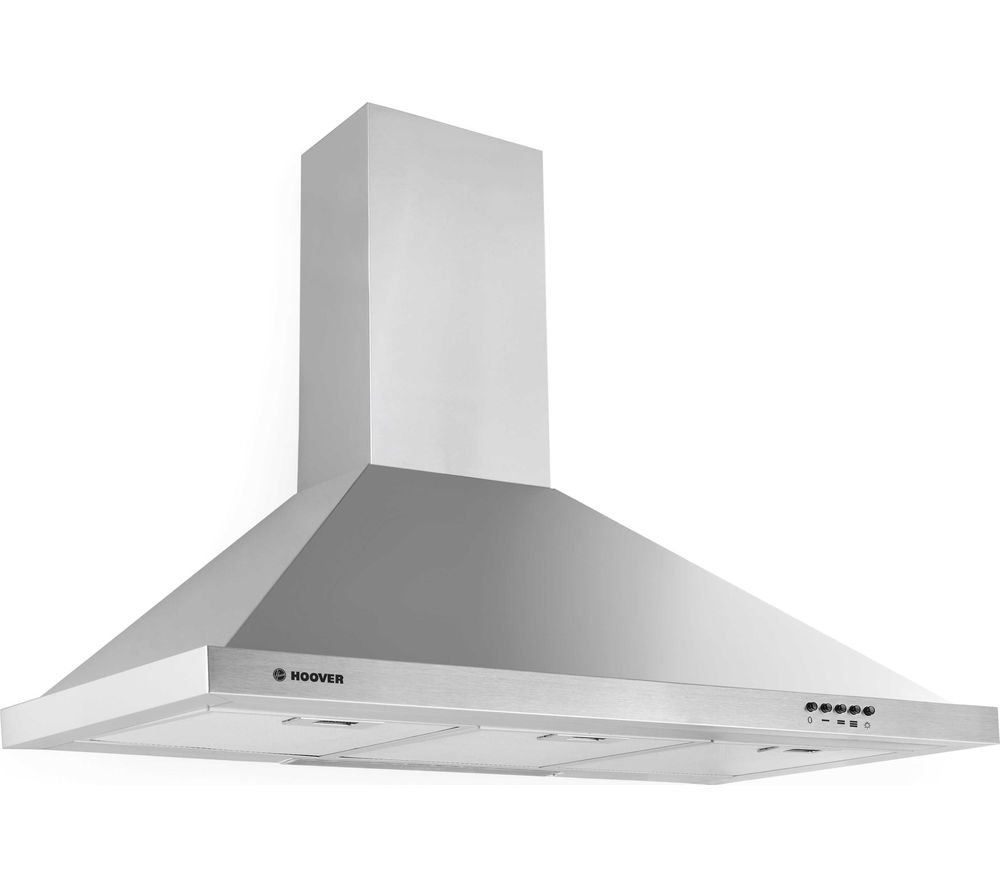 HCE119NX Chimney Cooker Hood - Stainless Steel, Stainless Steel