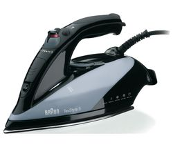 BRAUN TexStyle 5 TS545EA Steam Iron - Black Best Price, Cheapest Prices
