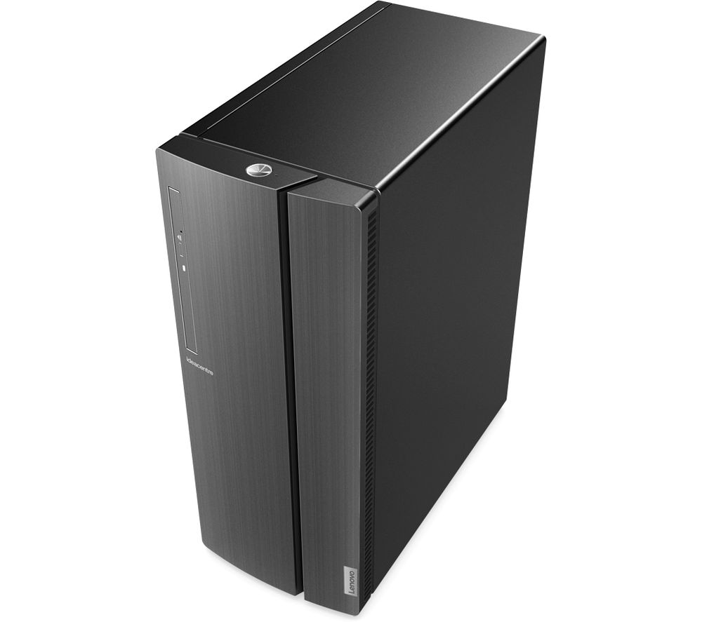 LENOVO IdeaCentre 510A-15ARR AMD Ryzen 3 Desktop PC - 1 TB HDD, Black, Black