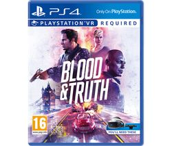 PS4 Blood & Truth VR