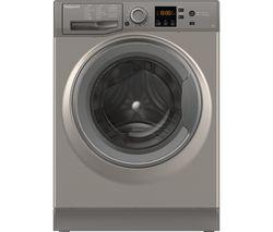 NSWR 743U GK UK 7 kg 1400 Spin Washing Machine - Graphite