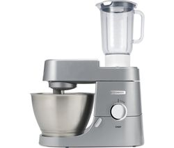 KENWOOD Chef KVC3110S Stand Mixer with Blender - Silver Best Price, Cheapest Prices