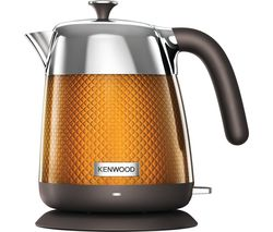Mesmerine ZJM811OR Jug Kettle - Burnt Orange