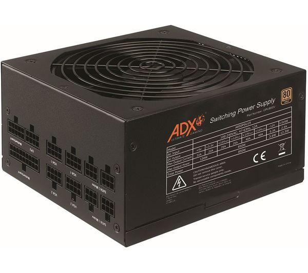 Image of ADX Power W850 Modular ATX PSU - 850 W