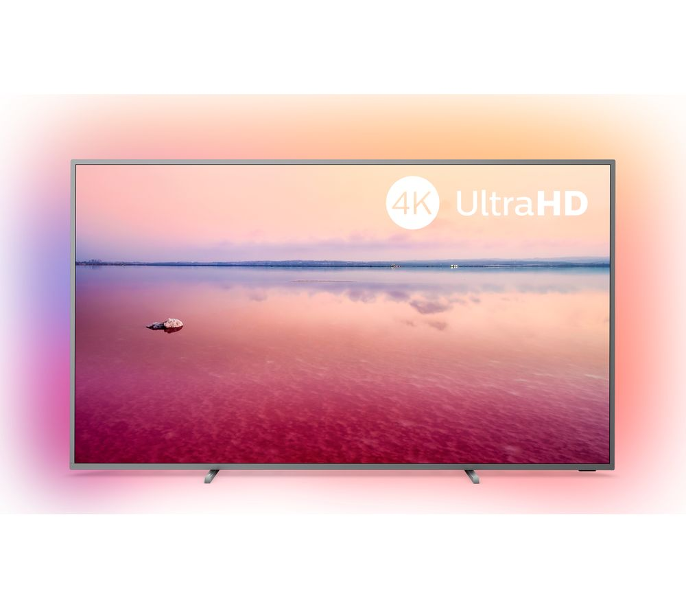 "PHILIPS Ambilight 75PUS6754/12 75"" Smart 4K Ultra HD HDR LED TV"