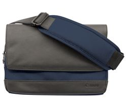 CANON SB100 DSLR Camera Bag - Blue & Grey