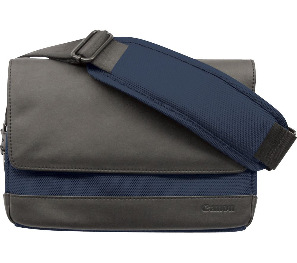 SB100 DSLR Camera Bag - Blue & Grey