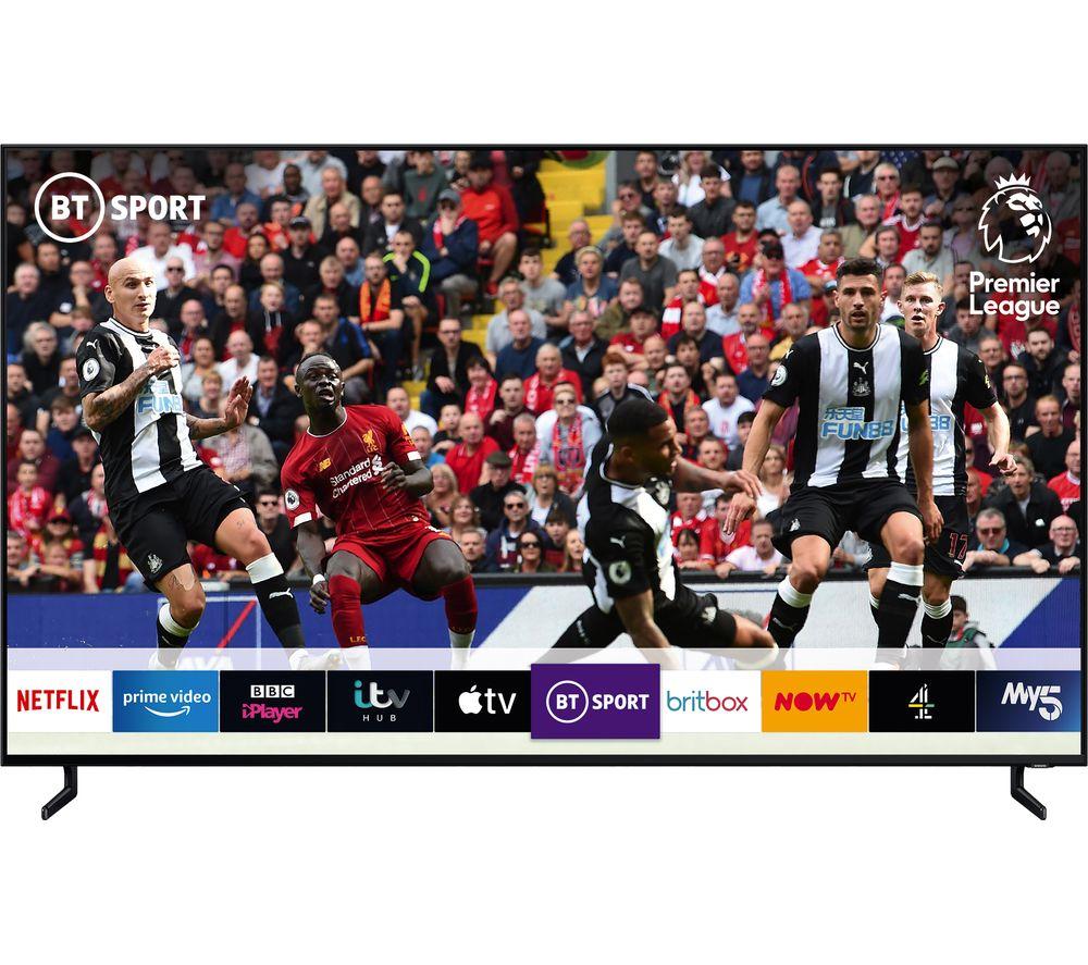 """SAMSUNG QE55Q950RBTXXU 55"""" Smart 8K HDR QLED TV with Bixby"""