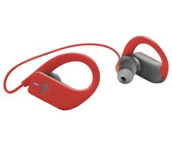 JBL Endurance Sprint ENDURSPRINTRED Wireless Bluetooth Sports Earphones - Red