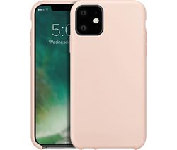 iPhone 11 Silicone Case - Pink