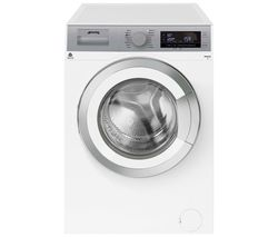 WHT814LUK 8 kg 1400 Spin Washing Machine - White