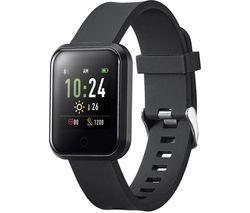 GSMTBK20 Smart Watch - Black, Medium