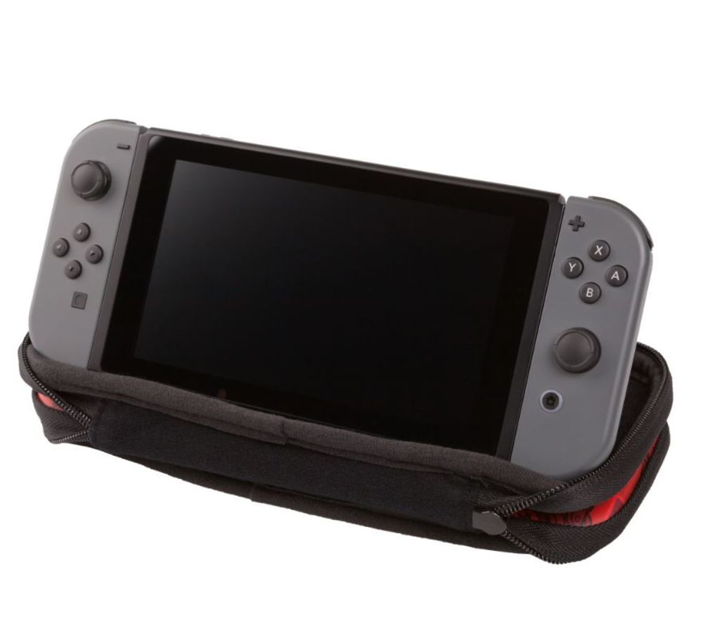 POWERA Nintendo Switch Stealth Case with Game Card Storage - Mario