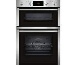 N30 U1CHC0AN0B Electric Double Oven - Stainless Steel