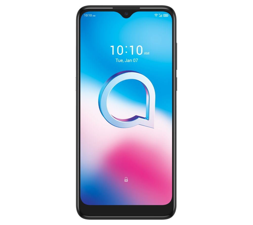 ALCATEL 3L - 32 GB, Grey, Grey