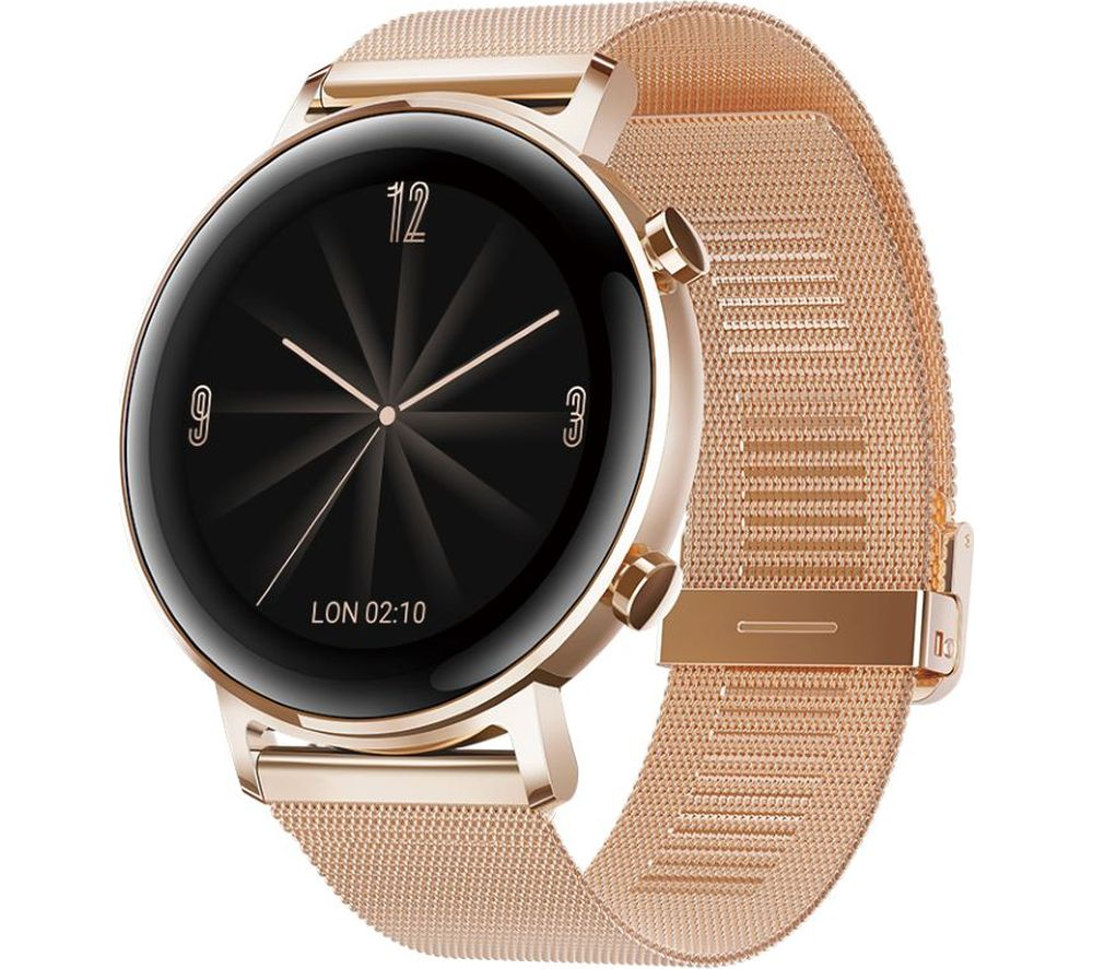 HUAWEI Watch GT 2 - Gold, 42 mm