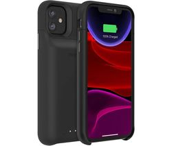 Juice Pack Access iPhone 11 Battery Case - Black