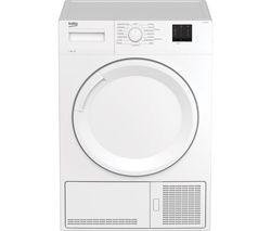 DTKCE90021W 9 kg Condenser Tumble Dryer - White