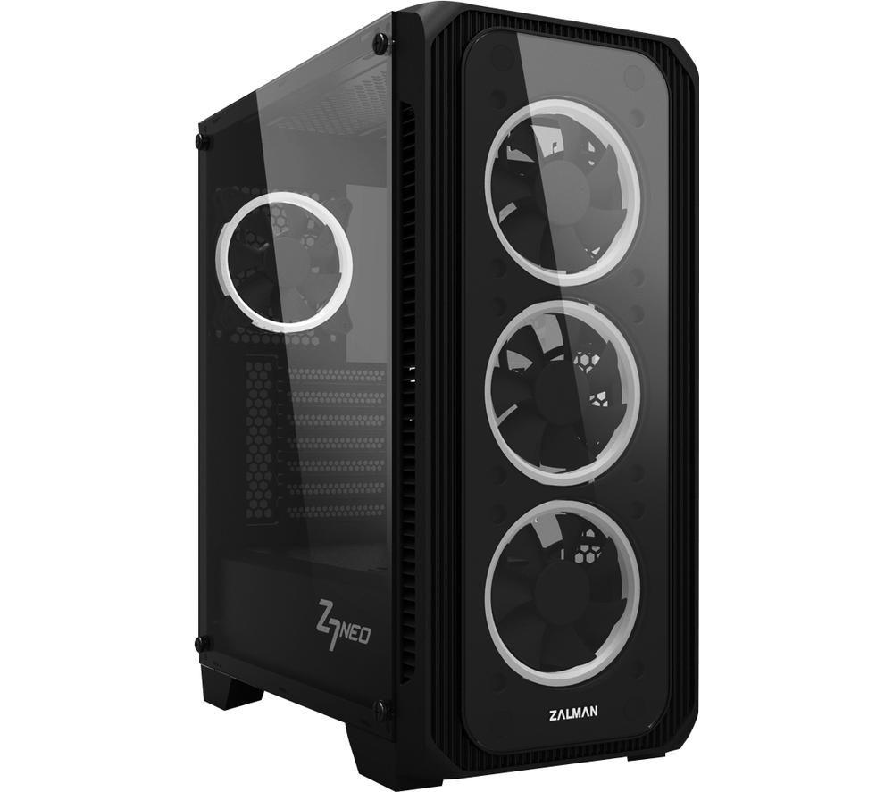 ZALMAN Z7 NEO ATX Tower PC Case
