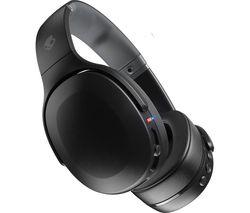 Crusher Evo Wireless Bluetooth Headphones - True Black