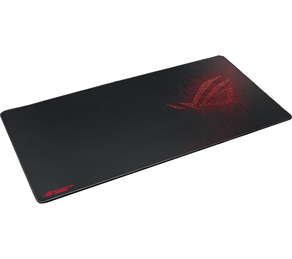Image of ASUS ROG Sheath Gaming Surface - Black, Black