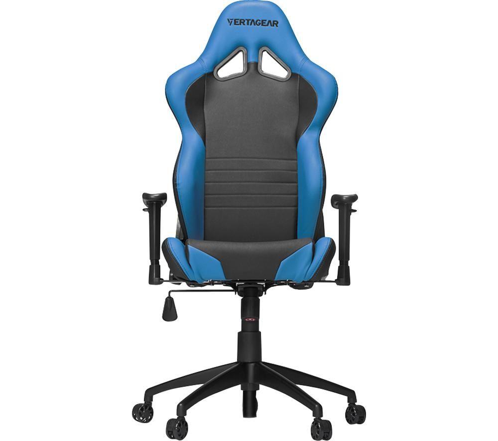 VERTAGEAR Racing S-Line SL2000 Gaming Chair - Black & Blue