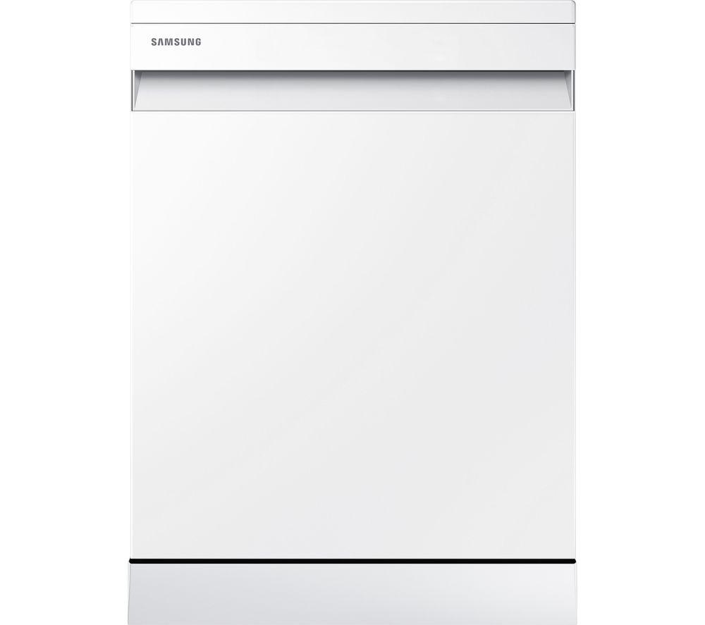 SAMSUNG DW60R7040FW/EU Full-size Dishwasher - White, White