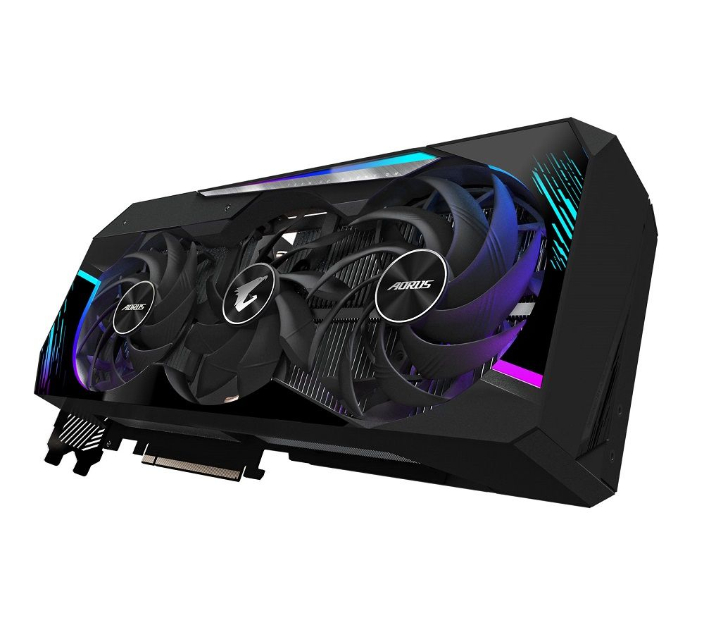 GIGABYTE GeForce RTX 3090 24 GB AORUS MASTER Graphics Card