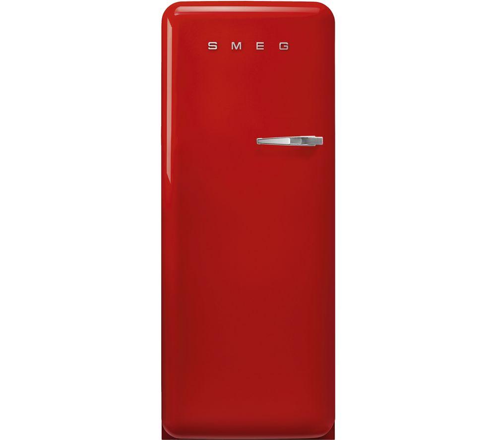SMEG FAB28LRD5UK Tall Fridge - Red