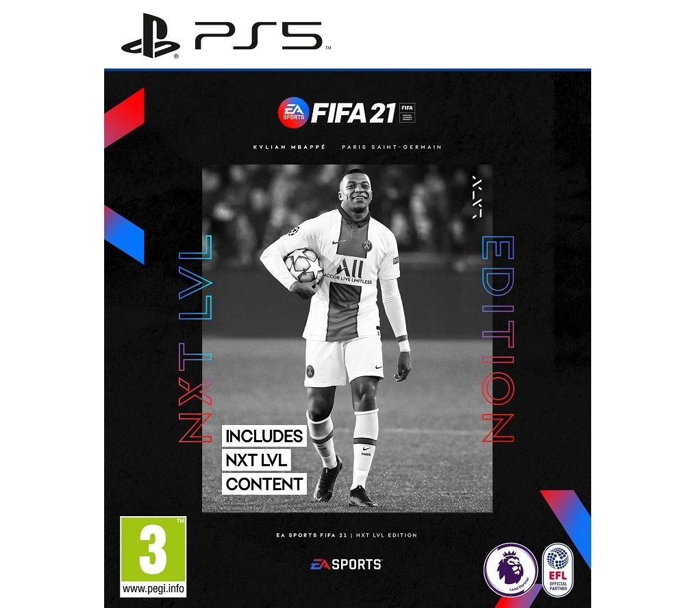 PLAYSTATION FIFA 21 - PS5