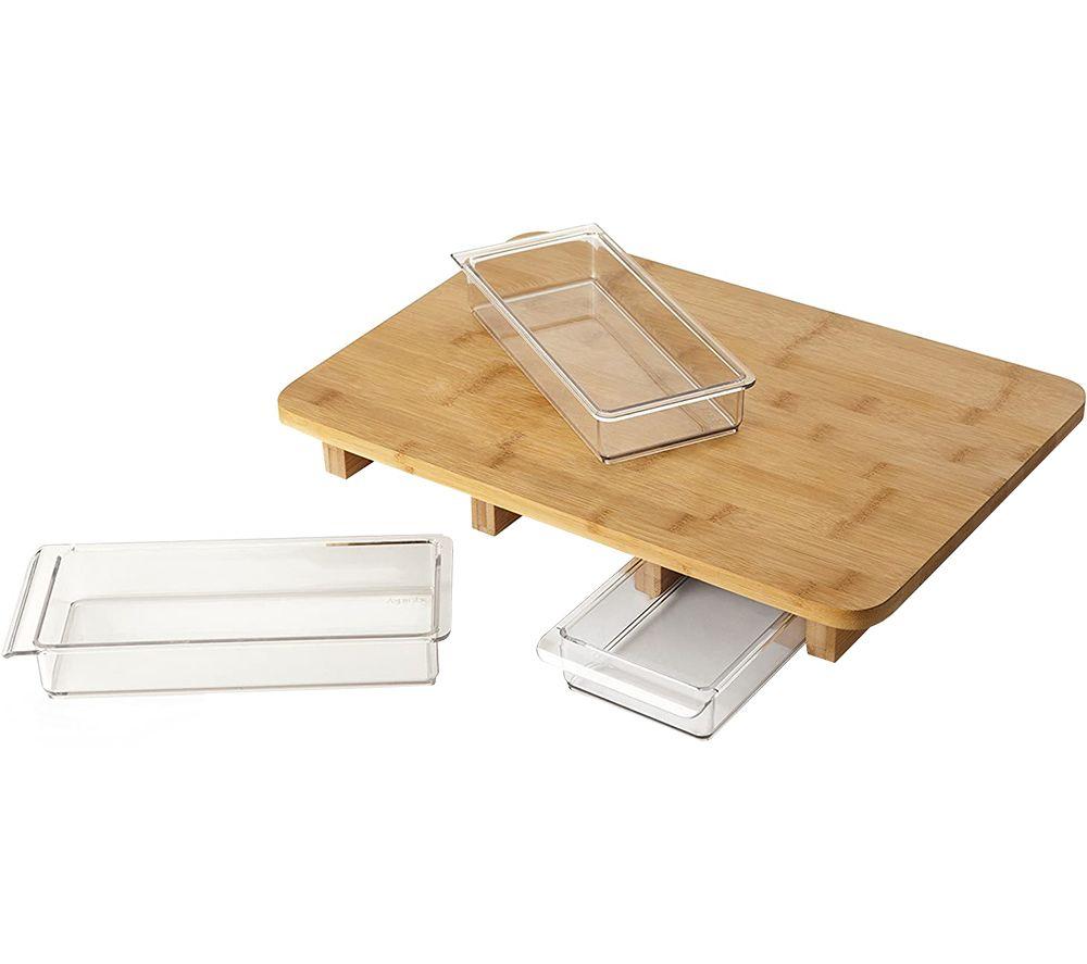 QUIRKY Mocubo EU-QKY-MCBO Chopping Board