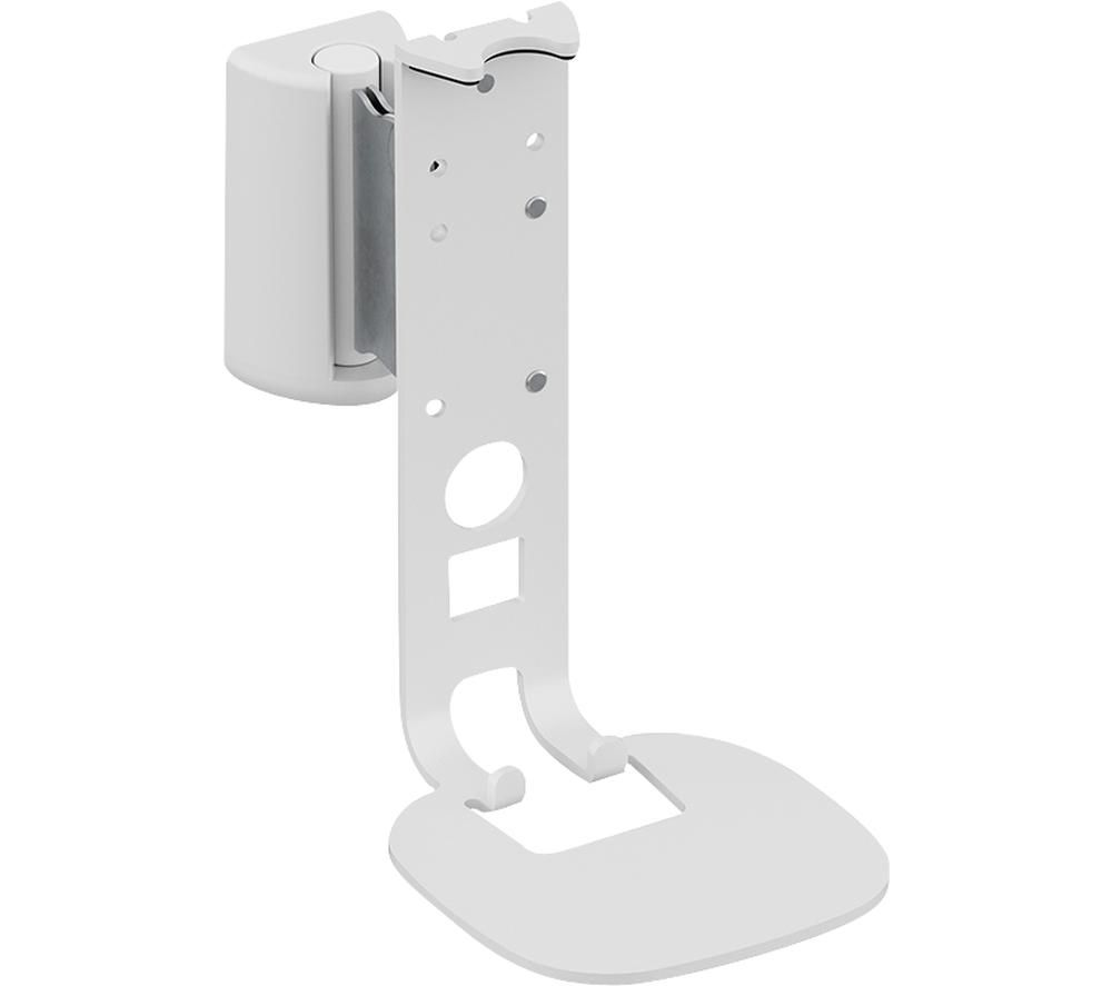AVF AK65W Sonos One & Play:1 Wall Mount Tilt & Swivel Speaker Bracket - White, White