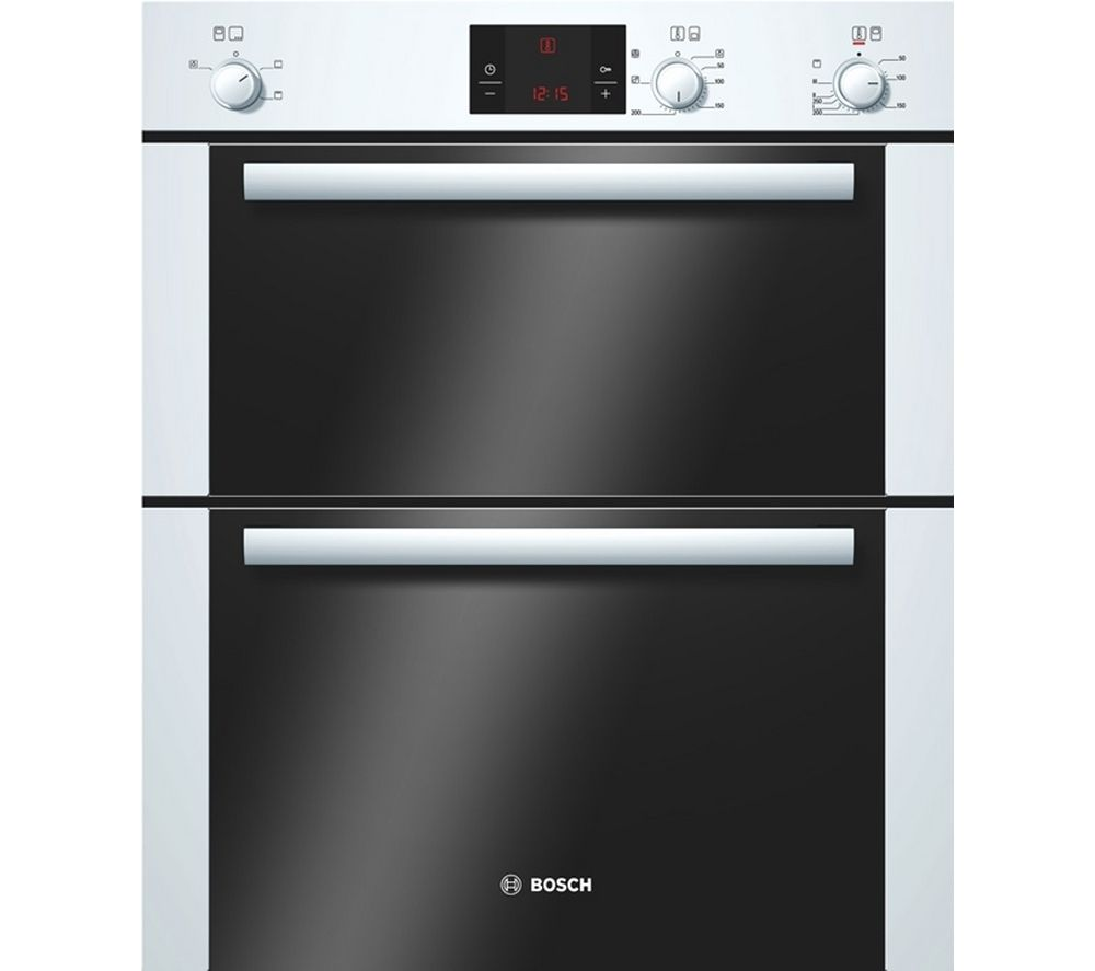 Compare retail prices of Bosch Avantixx HBN13B221B Electric Built-under Double Oven to get the best deal online