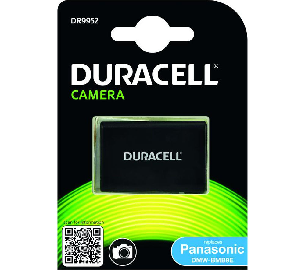 Compare retail prices of Duracell DR9952 Lithium-ion Rechargeable Camera Battery to get the best deal online