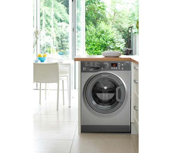 Buy Hotpoint Wmfug742g Smart Washing Machine Graphite