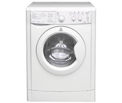 INDESIT IWDC6125 Washer Dryer - White