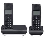 ESSENTIALS C2DECT11 Cordless Phone - Twin Handsets