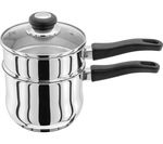 JUDGE VISTA JJ57 16 cm Porringer Saucepan - Stainless Steel