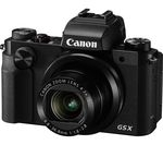 CANON PowerShot G5 X High Performance Compact Camera - Black