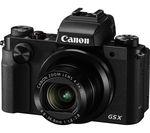 CANON PowerShot G5 X High Performance Compact Camera - Black