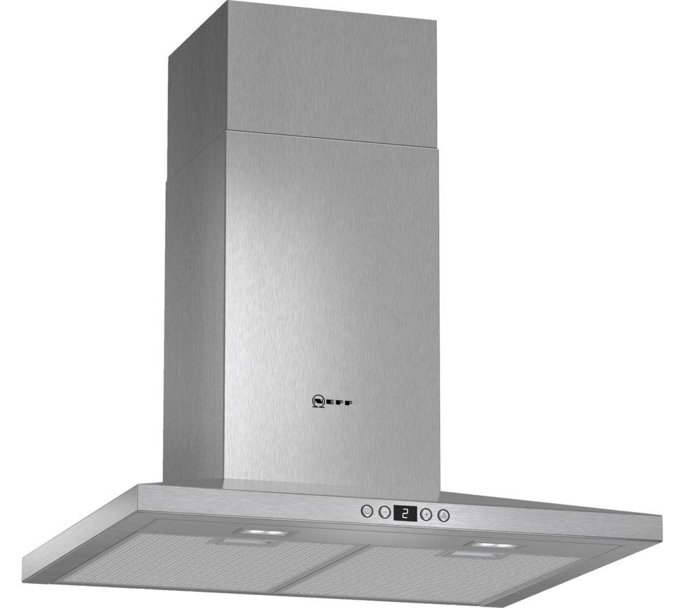 NEFF D66SH52N0B Chimney Cooker Hood - Stainless Steel