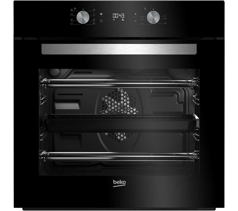 BEKO Pro BIM14300BC Electric Single Oven - Black