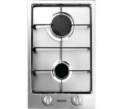 BAUMATIC BHG300.5SS Gas Domino Hob - Stainless Steel