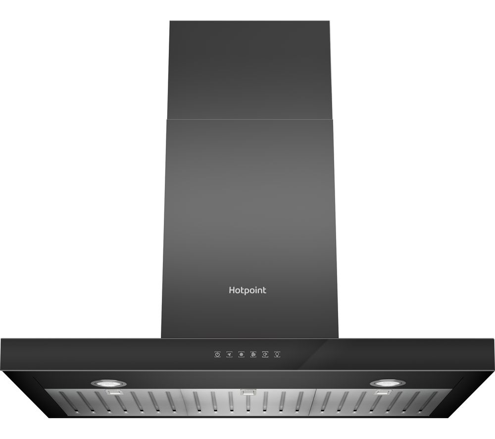 Compare prices for Hotpoint PHBS9.8CLTDK Chimney Cooker Hood