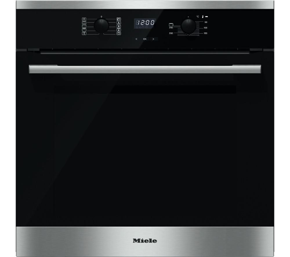 MIELE H2561B Electric Oven - Stainless Steel