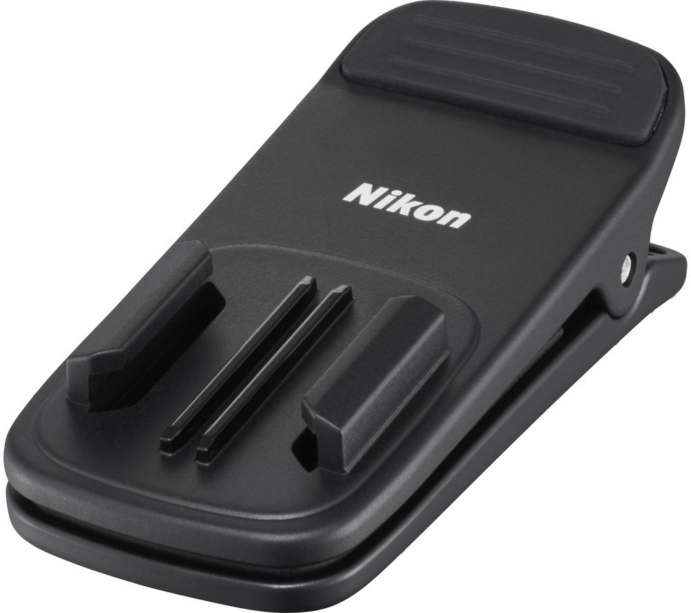 NIKON AA-10 Backpack Mount Clip - Black