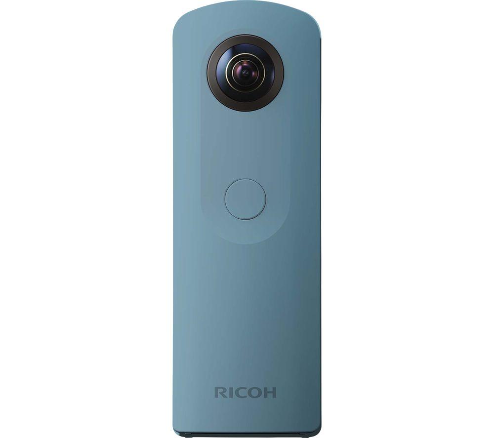 RICOH Theta SC Action Camcorder - Blue